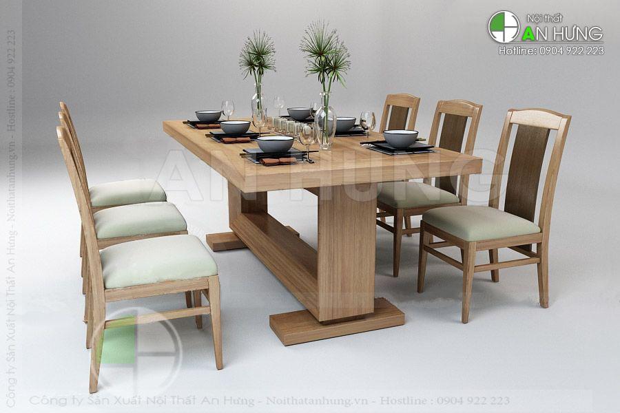 Cách chọn bàn ghế phòng ăn hiện đại?
